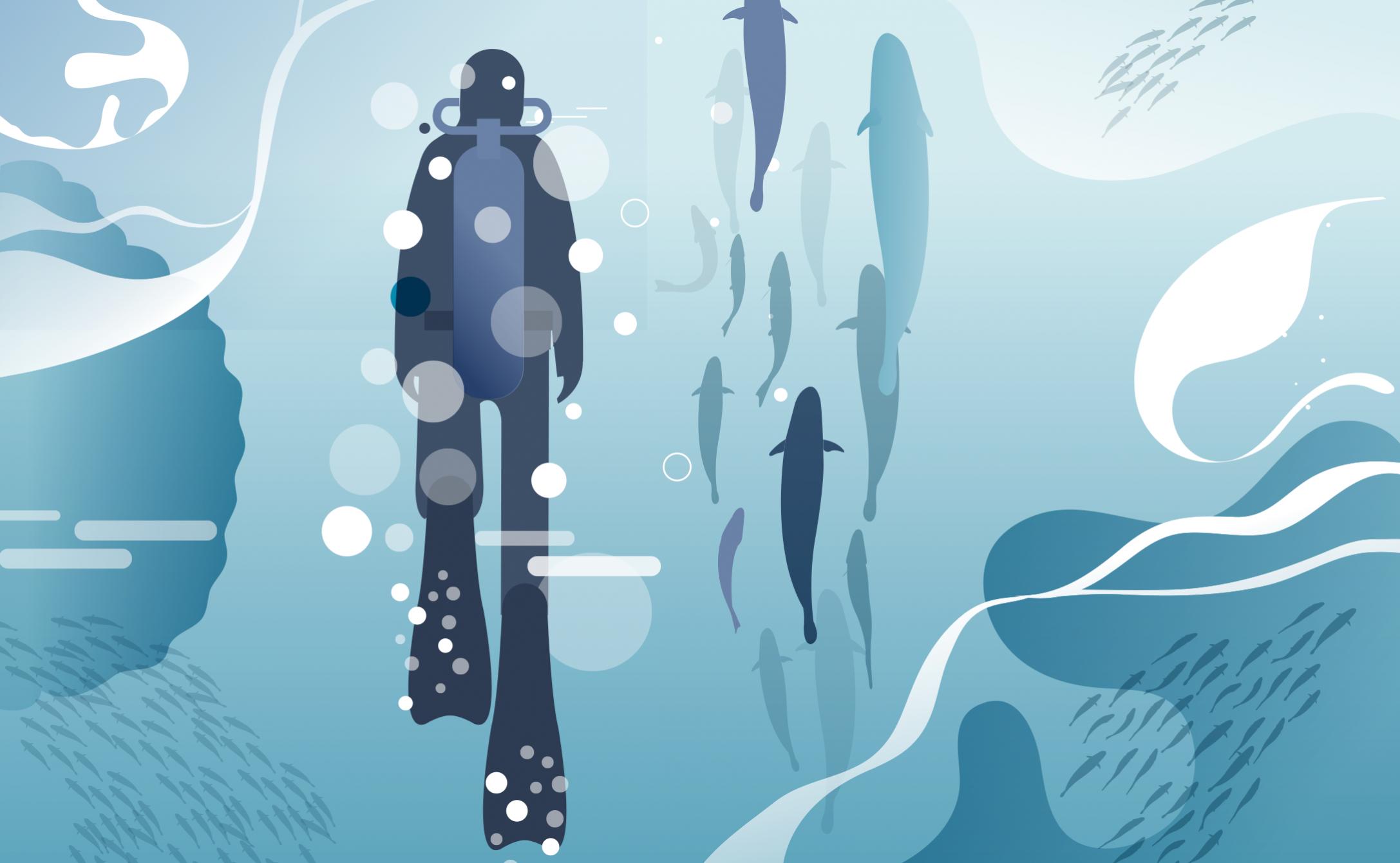 Ryby bałtyckie i ich zwyczaje