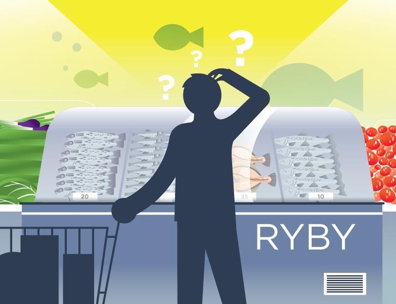 Których ryb najlepiej unikać?
