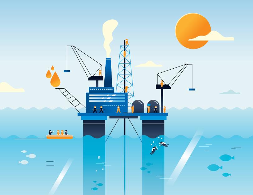 Gaz ziemny i ropa naftowa