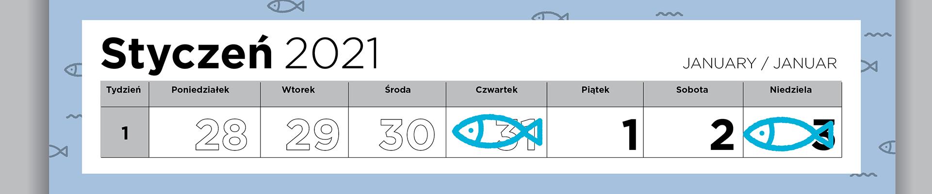 Co dobrego w rybach?